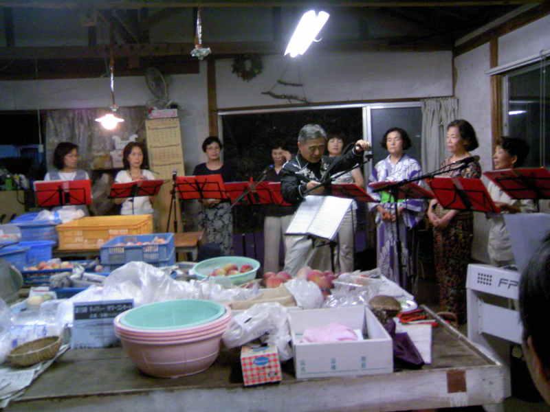 梨山オカリナコンサート